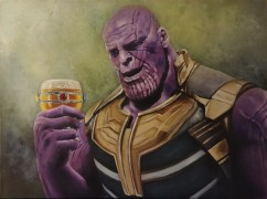 Thanos and the Jewelled Chalice