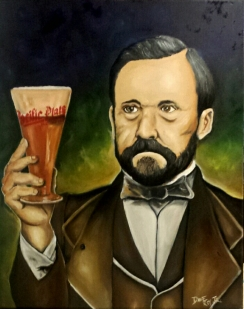 Father of Microbiology, Louis Pasteur