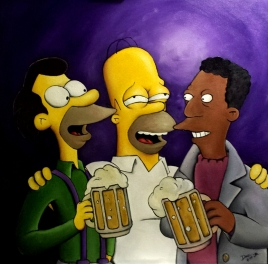 Homers Night Out