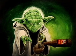 Force of the Pour